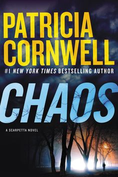 Looking for your next mystery read? Check out Chaos: A Scarpetta Novel by Patricia Cornwell.