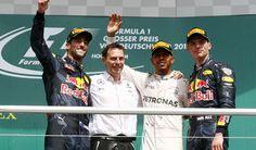 F1 ドイツGP 決勝:トップ10ドライバーコメント  [F1 / Formula 1]