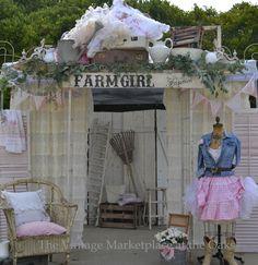 "Sneak-peek of the front entrance of TVM ""Farmgirl Fancies"" Show sept. 6th-8th Rainbow/Fallbrook, CA."