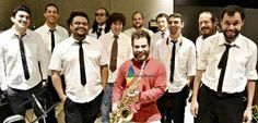 Rádio Base: Juro Frevo Big Band se apresenta na Central das Ar...