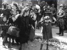 L'immagine del bambino che esce dal ghetto di Varsavia con le mani alzate - Autore ignoto. La fotografia dà fastidio, mette di fronte alle proprie responsabilità individuale etica. Da questo deriva lo scandalo. Sangue, soprusi, ricchezza o imbecillità poco importa. Siamo tutti responsabili di certe atrocità, di certe sofferenze. Magari indirettamente ma la fotografia ce lo ricorda e questo crea imbarazzo, fastidio.