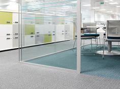 DESSO Carpet Tiles. Image © David Cadzow