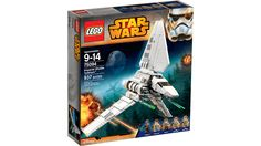 LEGO.com Star Wars Products - Episodes I-VI - Imperial Shuttle Tydirium™