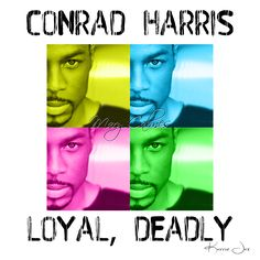 Conrad Harris - Mine