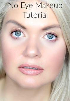 No Tutorial Everyday Starlet Beauty, Makeup eye makeup no eyelashes - Eye Makeup Eyelash Perm, Eyelash Lift, Makeup Goals, Beauty Makeup, Eye Makeup, Eyelashes Makeup, Beauty Blender Video, Makeup Inspiration, Makeup Ideas