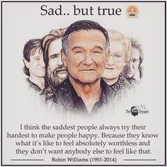Random Pics to Put You in a Good Mood -true quotes 30 Random Pics to Put You in a Good Mood - Incredible! ❤️ - Just enough 10 Powerful Confucius Quotes Robin Williams Quotable Quotes, Wisdom Quotes, True Quotes, Words Quotes, Great Quotes, Quotes To Live By, Motivational Quotes, Inspirational Quotes, Good Mood Quotes