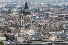 Naná, hogy a budapesti Sziget Eye az első versenyző!