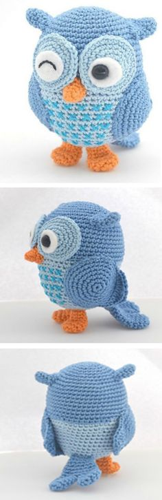 Free Crochet Owl Amigurumi Pattern Cutest Ideas