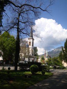 Ausflug nach Bad Reichenhal