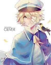 Vocaloid oliver