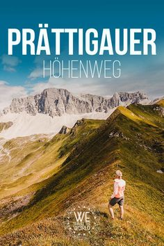 Prättigauer Höhenweg 4 days through alpine meadows and rugged mountains to Heidiland [Packliste] Prättigauer Höhenweg 4 days through alpine meadows and rugged mountains to Heidiland [ packing list] Prado, Alpine Meadow, Hidden Places, Reisen In Europa, Destination Voyage, Europe Destinations, Hiking Trails, Outdoor Travel, Travel Posters