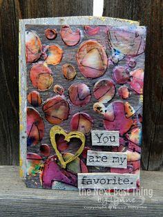 ATC Love by Lynne Forsythe