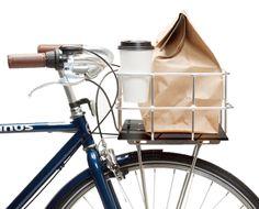 hakkle | Rakuten Global Market: LINUS bikes (Linus bikes) Linus bike basket, THE DELANO BASKET ( the Delano basket )