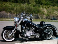 Star Motorcycles Virtual Bike Show and Calendar Contest - Custom ROAD STAR Photo Submission