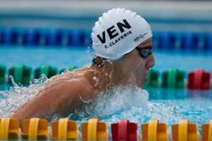 Carlos Claverie da la primera medalla a Venezuela en Nanjing | Informe21.com