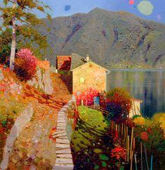 Por Amor al Arte: Pedro Roldan Molina el mago del Color.