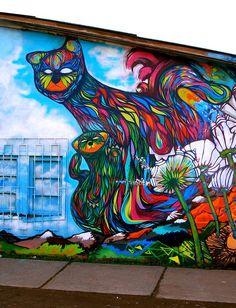 Whose work is this? And where? #poppingupdoc #popsurrealism #pop #popart #streetart #Graffiti #artederua #graffiti #art #artwork #contemporaryart #modernart #realcreativeart #watercolor #urbanart #cores #colores #colors #sprayart #intervention #urbanintervention #graffitiwall #kunst #photooftheday #street #graffitiart #lowbrow #lowbrowart http://bitsmag.com.br/category/vlog/poppingup