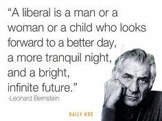~~~Leonard Bernstein