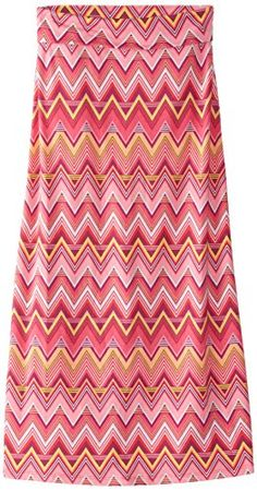 Derek Heart Big Girls' Chevron Stripe…