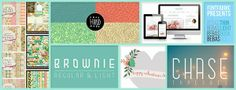 Printables - StarSunflower Studio -- a LARGE collection of freebies Photoshop Shapes, Free Photoshop, Vintage Facebook Cover, Creative Market Free, Free Paper Texture, Banner Clip Art, Free Doodles, Dingbat Fonts, Heart Clip Art