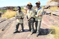The Njanjma Rangers will be giving free guided walks and talks in the East Alligator region until October 2014