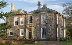 Metham Hall: a handsome property now on the market after full restoration - Country Life