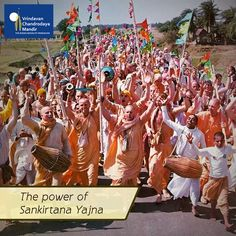 It is believed that helping build a temple is equivalent to performing a Yajna.