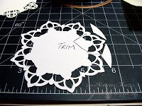 Make Doilies with Corner Punches