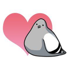 Disney Marie Pop-Up Stickers by The Walt Disney Company (Japan) Ltd. Cute Pigeon, Cute Love Cartoons, Walt Disney Company, Stamp, Gcse Art, Stickers, Cartoon Characters, Birds, Animation