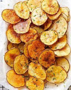 Fırında patatesi hiç bu yöntemle denediniz mi? Turkish Snacks, Turkish Recipes, Food Design, Snack Recipes, Cooking Recipes, Healthy Recipes, No Gluten Diet, Vegan Cafe, Good Food