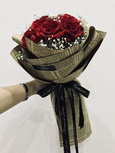 The Undermined Importance of Flowers - Send Flowers Online Boquette Flowers, How To Wrap Flowers, Beautiful Flowers, Flower Pots, Wedding Flowers, Flowers Garden, Flower Bouquet Diy, Floral Bouquets, Deco Floral