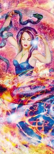 """Mascha Düben, """"Emphatie -Tanz""""artoffer.com Leuchtsäule Lichtobjekt, farbiges Licht, Lichtbilder, Leuchtobjekt. Bauchtanz, orientalischer Tanz, Mythologie, Universum."""