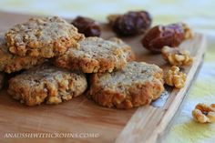 Paleo Tahini Cookies #paleo #tahini #cookies