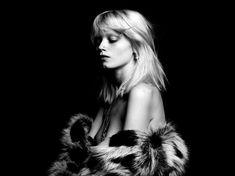 Portrait   Abbey Lee Kershaw by Hedi Slimane