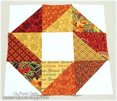 Buzzing and Bumbling: Tutorial for the Don't Leaf Me Alone block ... : patch it to me quilt - Adamdwight.com