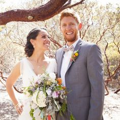 Eclectic California Ranch Wedding  on WeddingWire