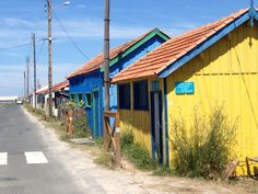 oyster cabins