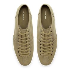 Image 2 of CANVAS PLIMSOLL from Zara