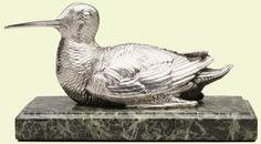 Woodcock by Carl Faberge