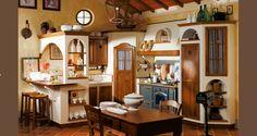 cucine da sogno in muratura - Cerca con Google