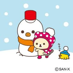 Winter! From San-X