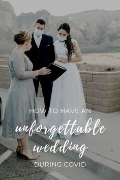 Having a wedding during the pandemic doesn't mean your big day needs to be any less special! Instead of seeing the pandemic as limiting, couples have the option of creating a truly memorable event that they and their guests will never forget. If you want to make your wedding day extra special and unique, here are few ideas! Wedding Ideas To Make, Wedding Planning Tips, What Is Wedding, Wedding Day, Wedding Vendors, Weddings, Elopements, How To Plan, How To Make
