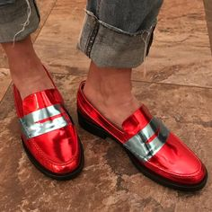 @thisismidlife Lovin these loafers so much.