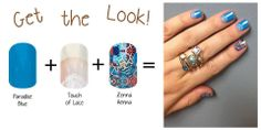 Layers make anything possible!!! www.sherrywood.jamberrynails.net