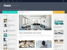 The Hueman theme helps you increase your traffic and engage your visitors. It loads fast and is 100% mobile-friendly according to Google. Best rated theme for blogs and magazines on WordPress.org. Powering 70K+ websites around the world.