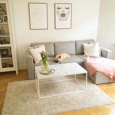 """""""Hemma hos @emmasoberglund med Kasenbergs soffbord   #kasenberg #marmor #marmorbord #soffbord #kasenbergbord #marble"""""""