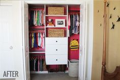 Before And After: Greta's Big Girl Room