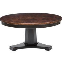 "Justine 60"" Round Pedestal Dining Table"