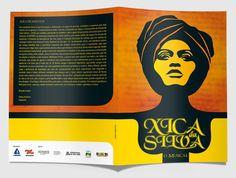 Xica da Silva - O Musical, realizado em comemoração do centenário de Xica da Silva.