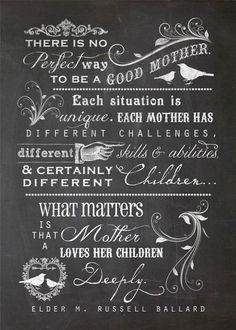 Touching Mother's Day Quotes for DIY Cards